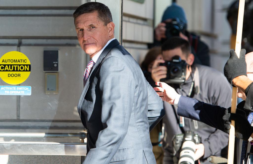 美司法部撤銷對前國家安全顧問弗林的指控