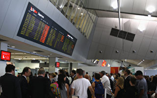 墨市機場推出智能安檢通道 過檢僅需1分多