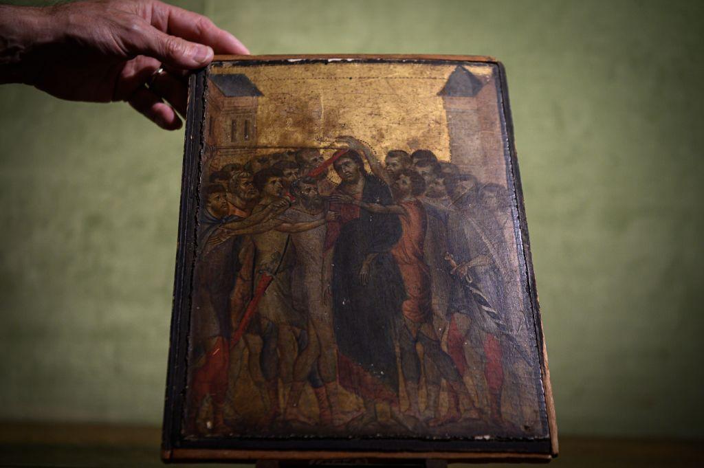 法國老婦廚房的珍稀古畫 售出2400萬歐元