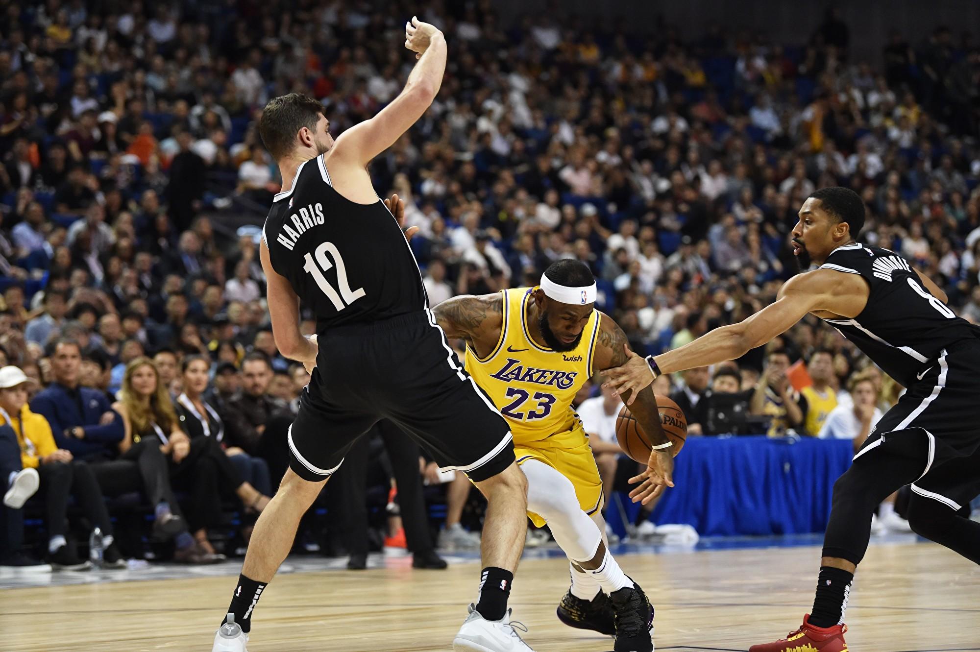 中共欲全面封殺NBA 中國球迷和民眾怎麼看