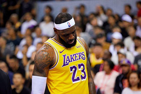 NBA巨星批莫雷 惹美國各界聲討