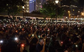 【更新】10.19港人舉行人道救援祈禱會