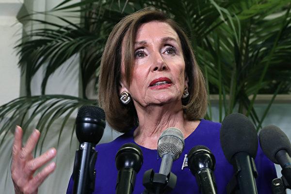 传白宫要众院全院投票 才算正式启动弹劾调查