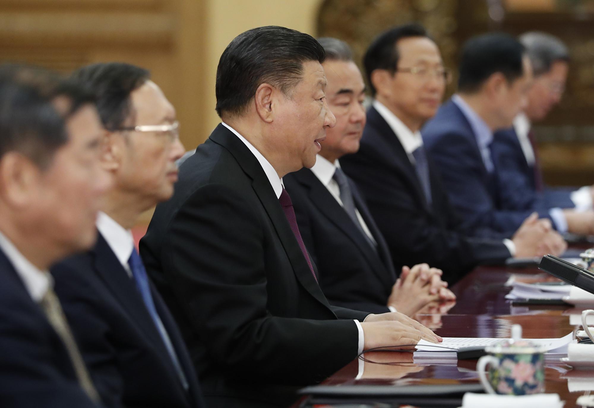 中共談國家治理現代化 分析:開歷史倒車