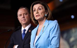 众议院周二宣布两项弹劾川普的条款