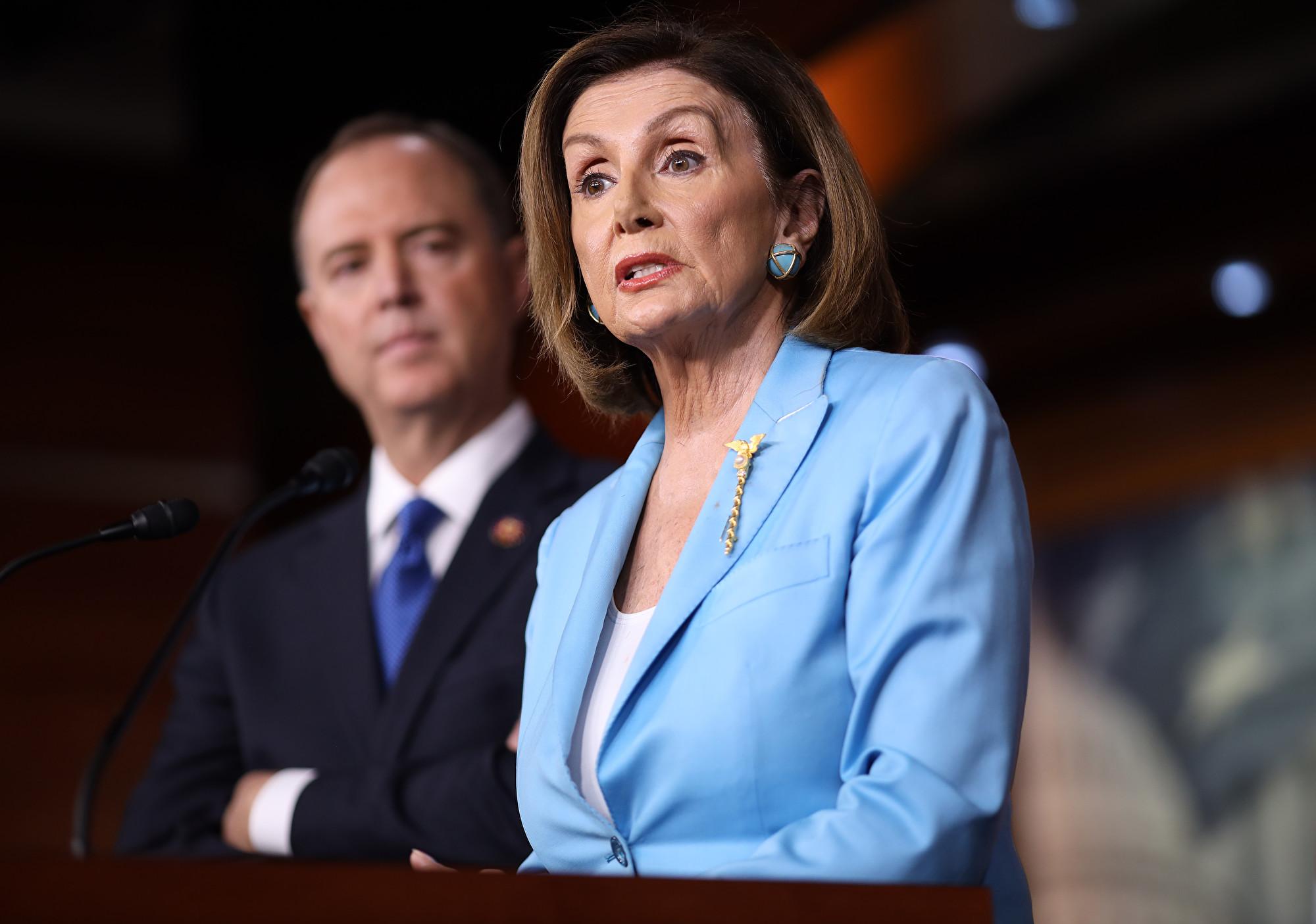 前聯邦檢察官:民主黨人或放棄彈劾總統