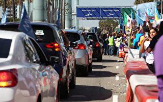 洛机场禁止Uber和Lyft路边拉人 29日起实施