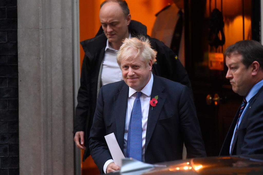 英國周四不脫歐 議員投票拒絕提前大選
