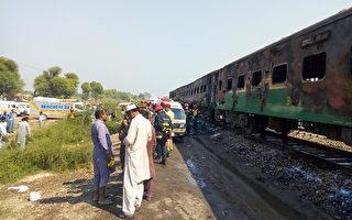 做饭闯大祸 巴基斯坦列车起火 73死百伤