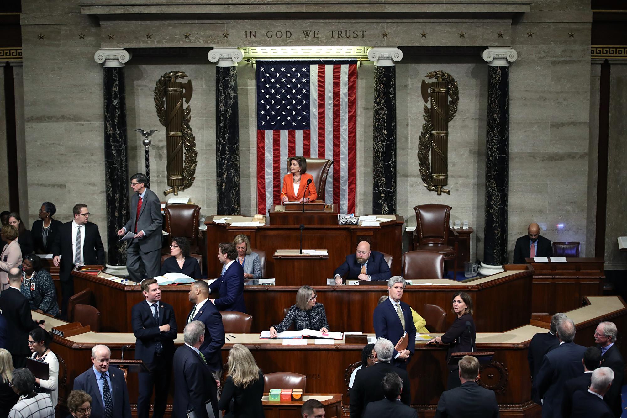 美眾院通過彈劾總統程序決議 你要了解甚麼