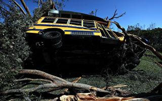 强风暴袭击美南酿4死 达拉斯遭遇龙卷风