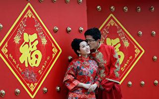大陆结婚人数6年减少400万对