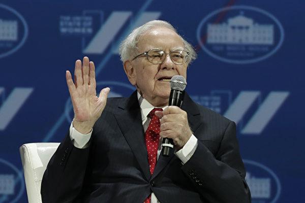 全美富豪慈善排行 巴菲特捐388億美元居首