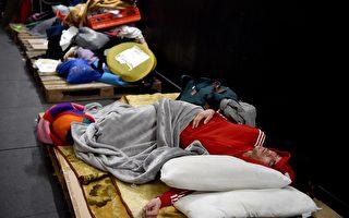墨尔本无家可归者:白马市更安全居民更友善