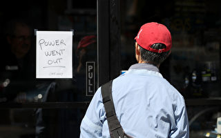 加州预防性大停电 逾100万户受影响