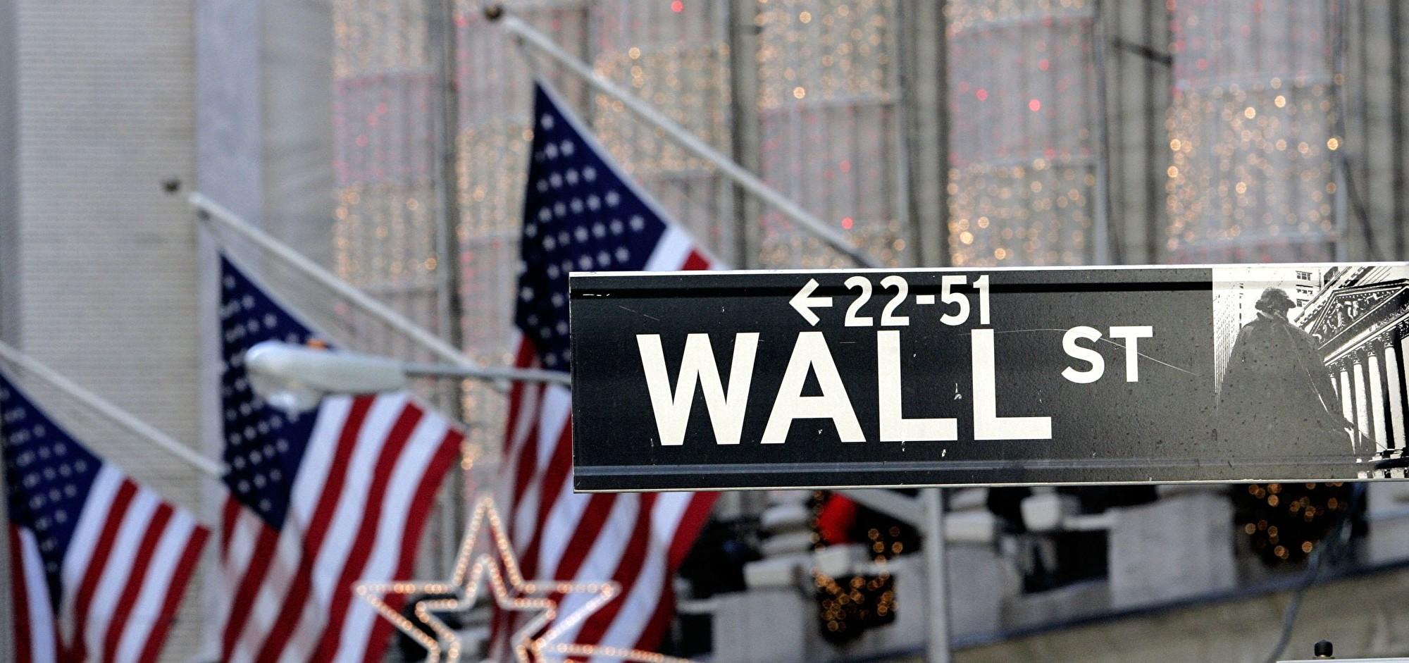 隨著美中貿易緊張關係降溫和美股不斷創新高,華爾街投行陸續發布看好明年展望的報告,其中,高盛樂觀預估2020年全球經濟可增長3.4%。(Stephen Chernin/Getty Images)