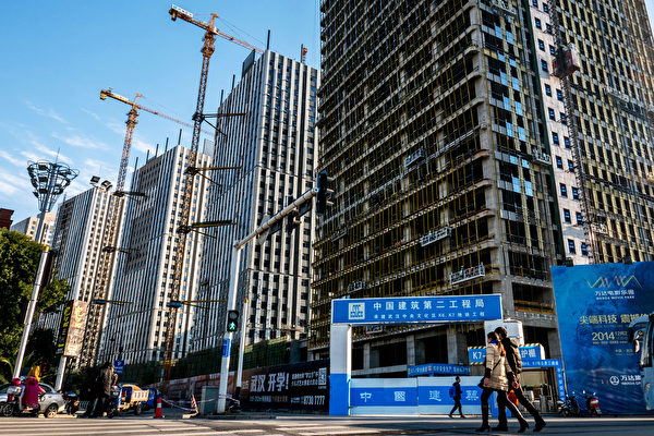 中共抢地成中国唯一地主 掌控楼价涨跌