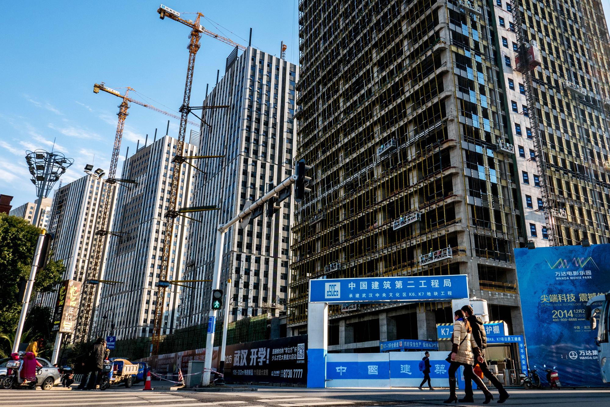 中共搶地成中國唯一地主 掌控樓價漲跌