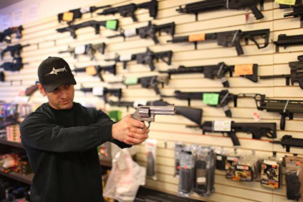 蒙大拿高院推翻州法令 禁止購槍背景調查