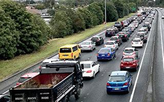 墨尔本道路日渐繁忙 诸多意外本可避免