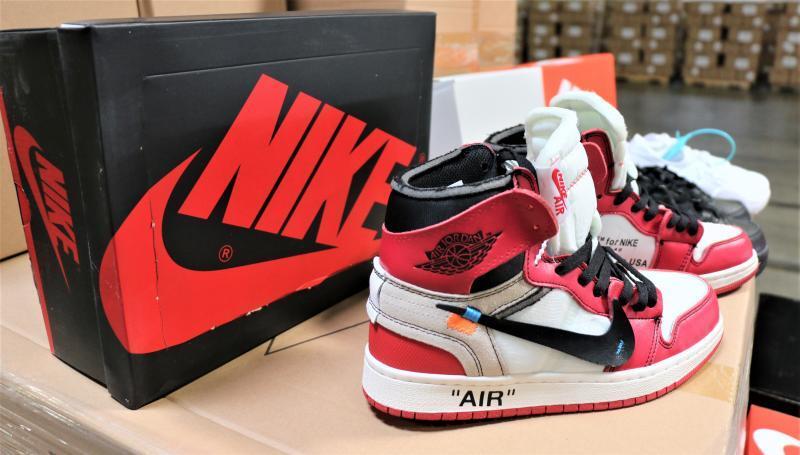Nike總部因員工感染中共肺炎而臨時關閉。圖為資料照。(CBP提供)