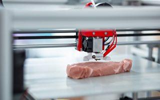 人類首次在太空成功打印鮮肉