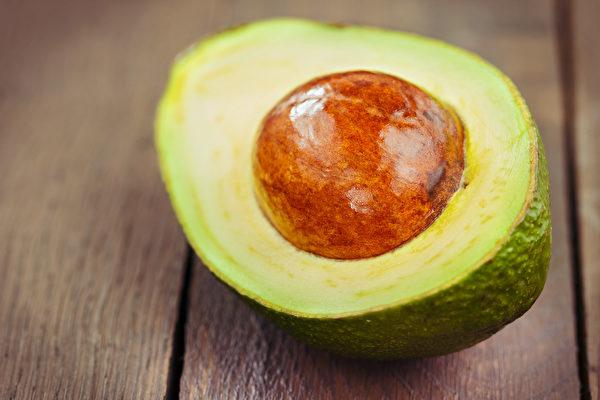 常食用酪梨,可以帮助降血脂、抑制食欲。(Shutterstock)