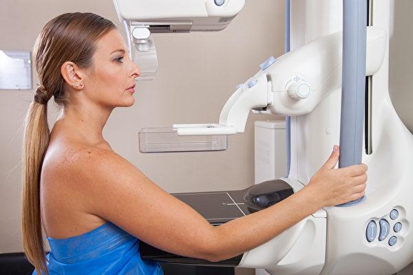 對於能夠早期發現癌細胞的乳癌篩檢「乳房X光攝影檢查」是否有益,長期存在著爭論。(Shutterstock)