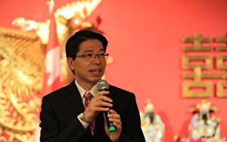 台驻加代表:打击跨国犯罪需要台湾的帮助