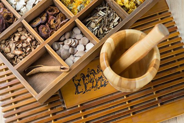 中藥有「升降浮沉」的不同性質。(Shutterstock)