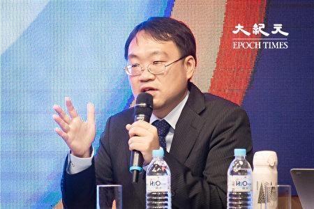 國防安全研究院助理研究員李俊毅31日出席「2019年國防安全研究院兩岸關係論壇」。