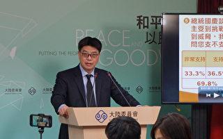陆委会:台湾愿办陈案 盼台港官方善意互动