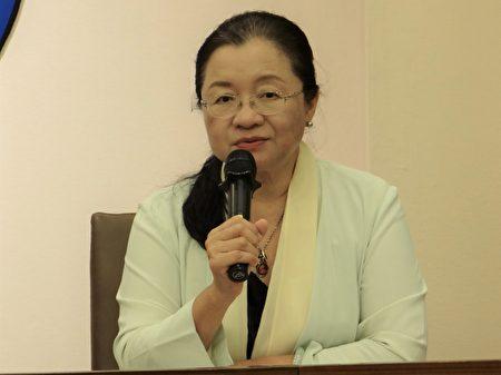 監委田秋菫表示,檢察官缺乏《兒童權利公約》意識,法務部應加強教育訓練。