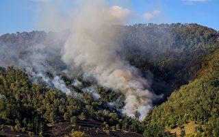 维州林火持续   墨尔本空气质量或将大受影响