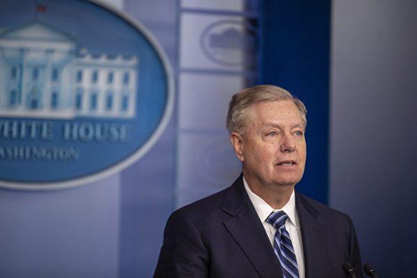 美參議員:現任領導下的世衛 美不應再給錢