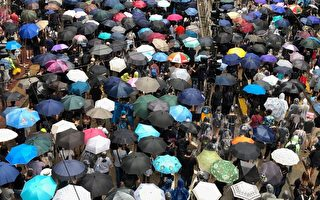 港民:為民請命 我要做香港的自由人