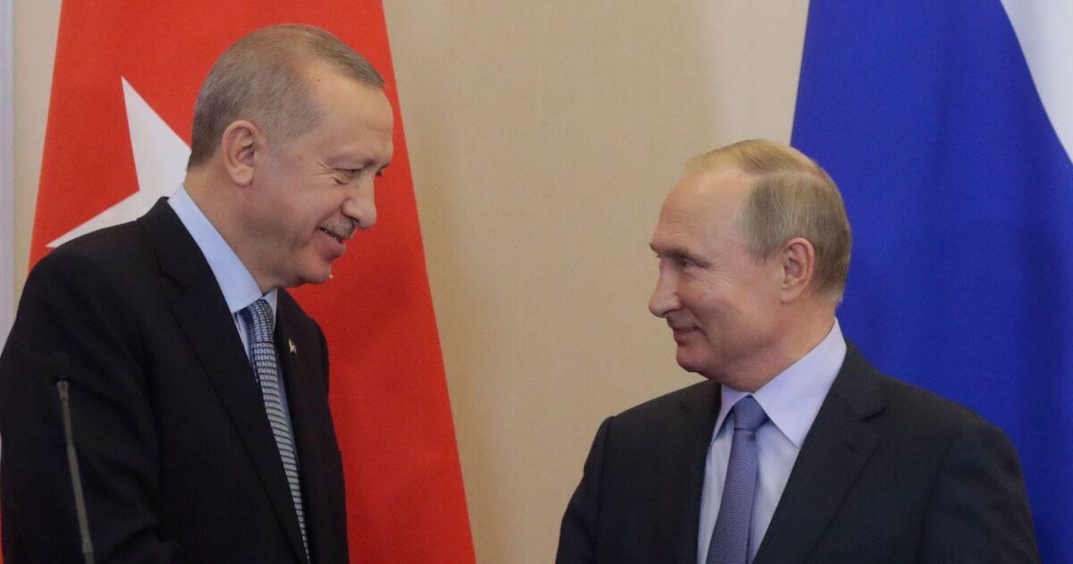 俄土將在敘土邊境聯合驅逐庫爾德人