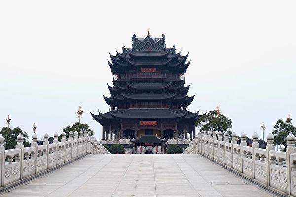 中國蘇州重元寺。(shutterstock)