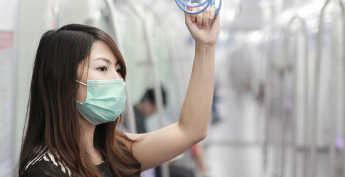 武漢肺炎持續擴散 香港全城搶購口罩