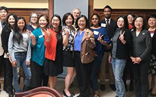 YAPA培训青少年参政意识   吸引硅谷学生参与(上)