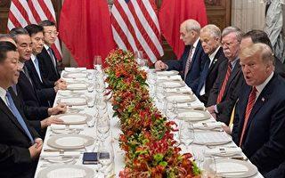 北京抱怨川普签香港法案 却为贸易协议敞大门