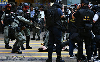 港警枪击港人 美议员:世界见证中共本质