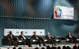 金砖峰会巴西举行 习近平等五国首脑出席