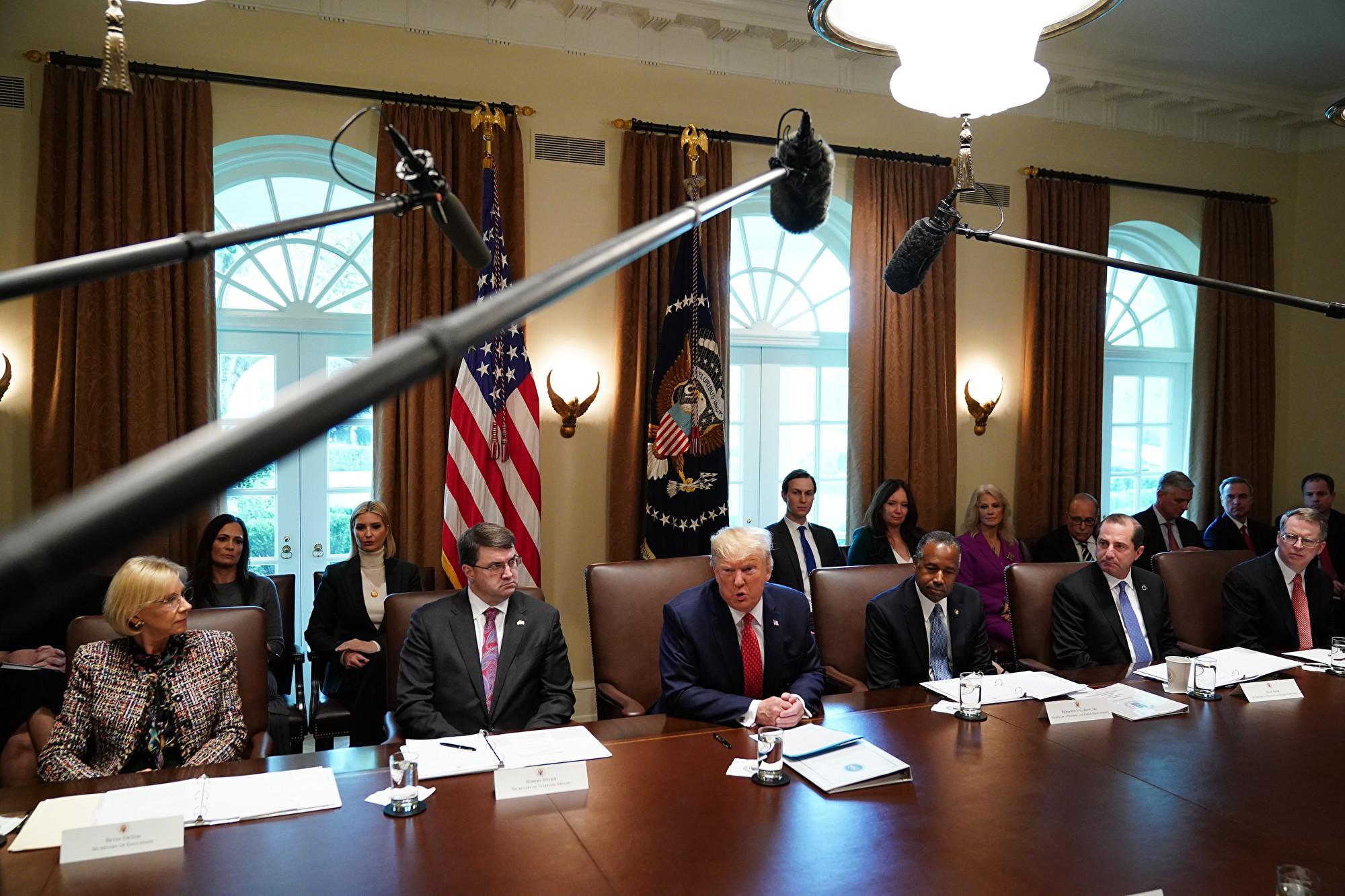 特朗普:若美中不達協議 將再提高關稅