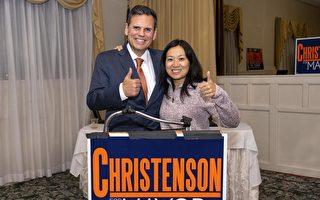 麻州58市鎮選舉 摩頓和昆士市長皆連任