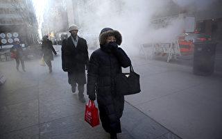 寒流将抵大温 体感温度低至-10°C