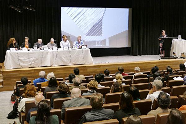 2019年11月18日,澳洲新州議會內舉行了一場專家論壇,來自多個行業及組織的專家就醫學倫理、法律及商業和人權等方面對中共活摘器官話題進行了討論。(安平雅/大紀元)
