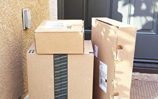 购物季到 包裹盗窃高峰期也到