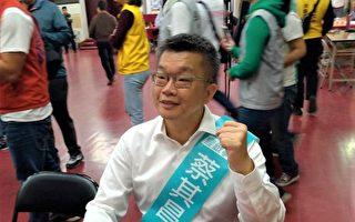 縱火《香港大紀元》非治安事件  立委籲港府逮人