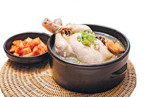 韓國參雞湯  真材實料美味速遞